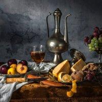 Завтрак (без мясосодержащих продуктов) :: Алексей Кошелев