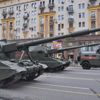 Парад Победы :: Алексей Михалев
