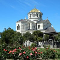 Владимирский собор в Херсонесе (Севастополь) :: Алла Захарова