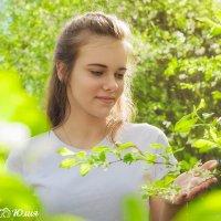 Прикосновение к весне... :: Юлия Тягушова