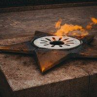 Вечный огонь :: Оксана Баллыева