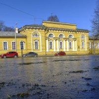 нет наводнения в Петергофе :: Георгий
