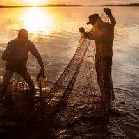 Рыбаки :: Oksana