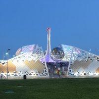 Олимпийский парк :: Наталья Кичигина