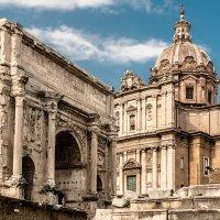 Foro Romano Roma :: Konstantin Rohn