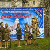 Дети к празднику :: Сергей Цветков