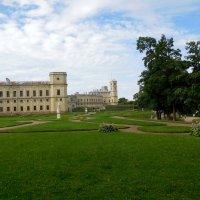 Гатчинский дворец. :: Надежда