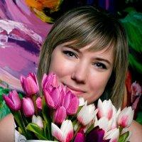 Любима и счастлива :: Наталия Соколова
