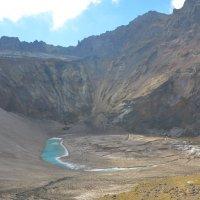 Малый кратер. :: Валерий Давыдов