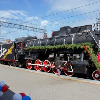 Поезд победы :: Сергей Коваленко