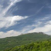 Под белыми облаками :: Игорь Кузьмин