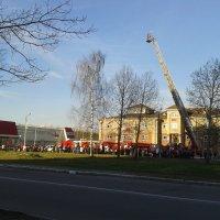 день пожарника :: Владимир
