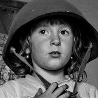 Внуки играют в войну :: Светлана Рябова-Шатунова