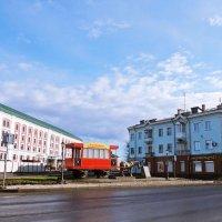 Памятник лошади Петрушке в Казани :: Ирина Козлова