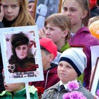 Помнить подвиг каждого солдата для правнуков Победы высший долг. :: nadyasilyuk Вознюк