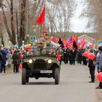 Празднование Дня Победы. :: Андрей Дурапов