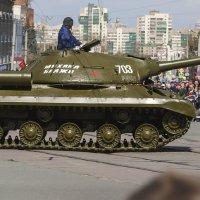 ИС-3 :: Александр Ширяев