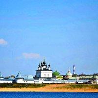 Женский монастырь на Оке. :: Михаил Столяров