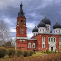 Александро-Невский женский монастырь в деревни Маклаково :: Георгий
