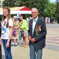 Бессмертный полк. Белгород. 9 мая, 2018 (3) :: Алла Григоренко