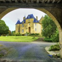 замок д/ Пешерэ (Chateau du Pescheray) :: Георгий