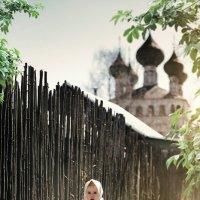 Лето в деревне :: Татьяна Скородумова
