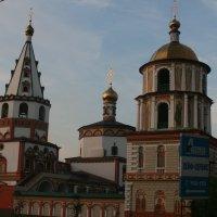 Иркутск. Богоявленский собор :: Дмитрий Солоненко