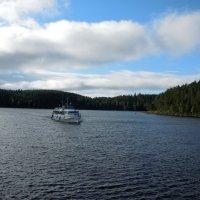 Ладожское озеро. Валаам :: Надежда