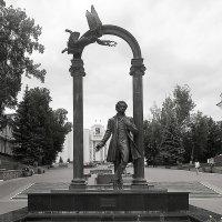 Пушкин :: Юлия Денискина