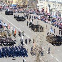военный парад 09.05.2018 :: Светлана Ку