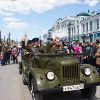 День Победы (ГАЗ-69) :: Вячеслав & Алёна Макаренины