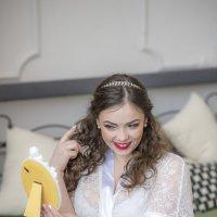 Утро невесты Виктории :: Ирина Автандилян
