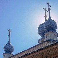Колокола Никольского храма :: Галина Каюмова