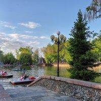 В парке городском... :: Сергей Мурзин