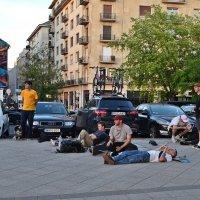 На улицах Будапешта :: Татьяна Ларионова