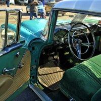 Chevrolet bel air 1956 :: Vit