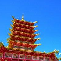 Пагода семи дней. :: Елена
