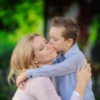 мамочка любимая... :: валерия матская