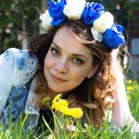 Весна, май, одуванчики :: Ирина Холодная