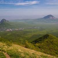 Вид с горы Бештау :: Леонид Сергиенко