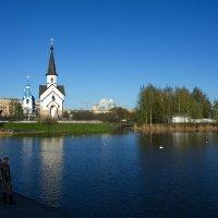 Церковь Георгия Победоносца :: Валентина Папилова