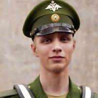Военный музыкант :: Евгений Кривошеев