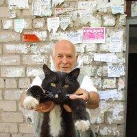 В каждом человеке сидит животное: у кого - кошка, у кого  - собака, у кого - тигр!!!... :: Алекс Аро Аро