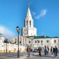Казанский кремль :: Валерий Пегушев