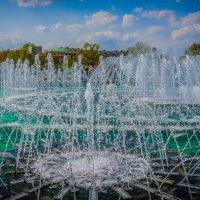Фонтан в парке Царицыно! :: Rassol Risk