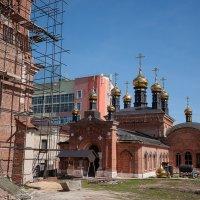 Пятницкая церковь :: Евгений Анисимов