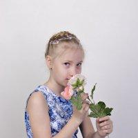 Чем пахнет роза? :: Александр Кубасов