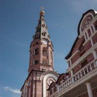Свято-Троицкий мужской монастырь :: Евгений Анисимов