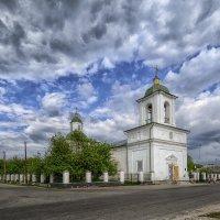 Кресто-Воздвиженская церковь :: Александр Бойко
