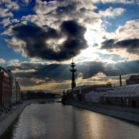 Болотный мост. :: Александр Бабаев